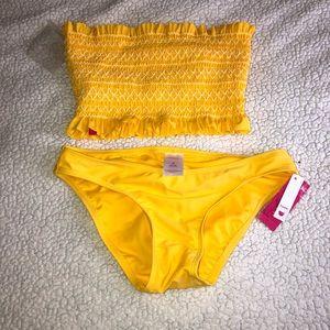 Target Xhilaration Yellow Bikini